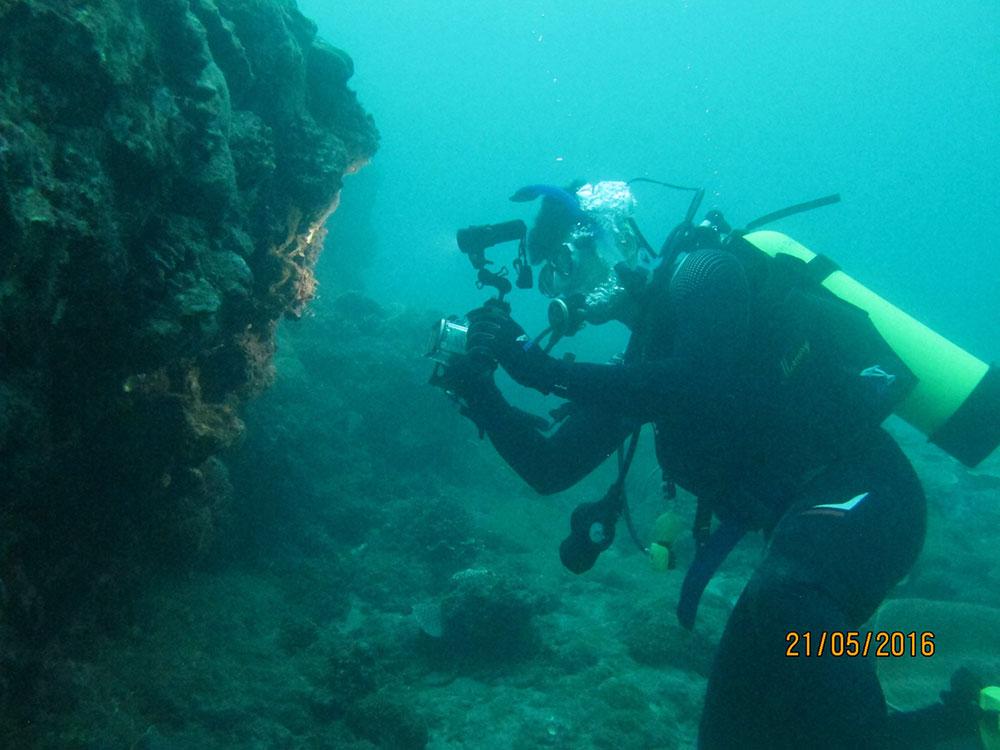 香港澳門潛水